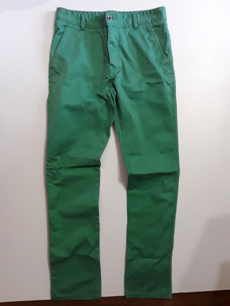 Фирменные стрейчевые брюки штаны джинсы 30р. фото №1