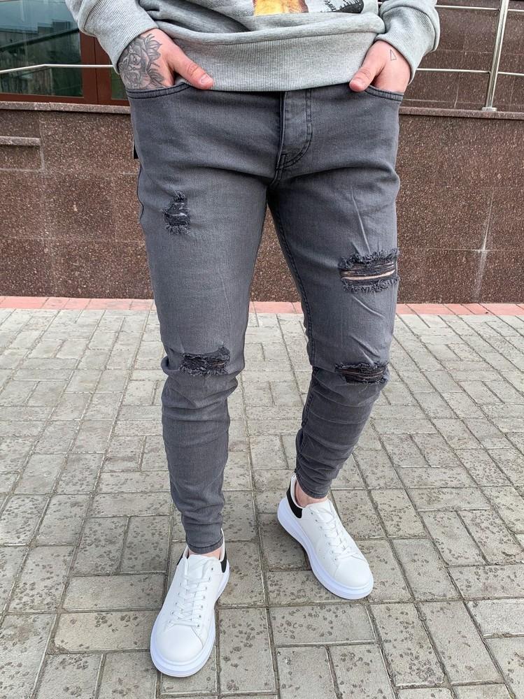 Рваные джинсы турция фото №1