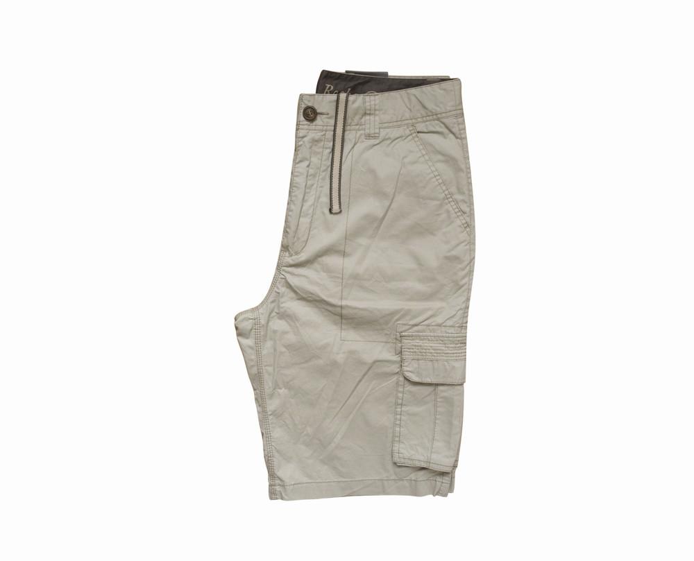 Мужские шорты бермуды бежевые песочные rocha john rocha 32 l фото №1