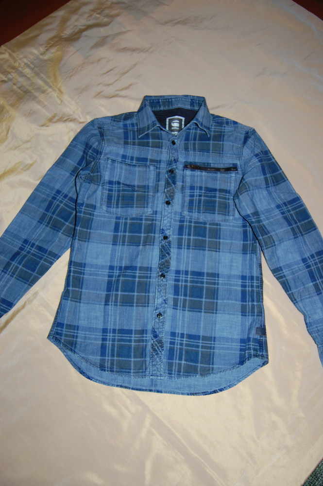 Рубашка-куртка брендовая фото №1
