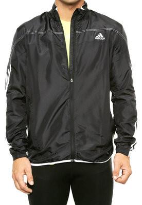Куртка ветровка фирменная adidas response aw1 р.48-50 фото №1