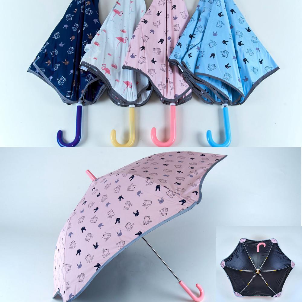 Зонт блант подростковый детский для девочки 8-13 лет sks корея фото №1