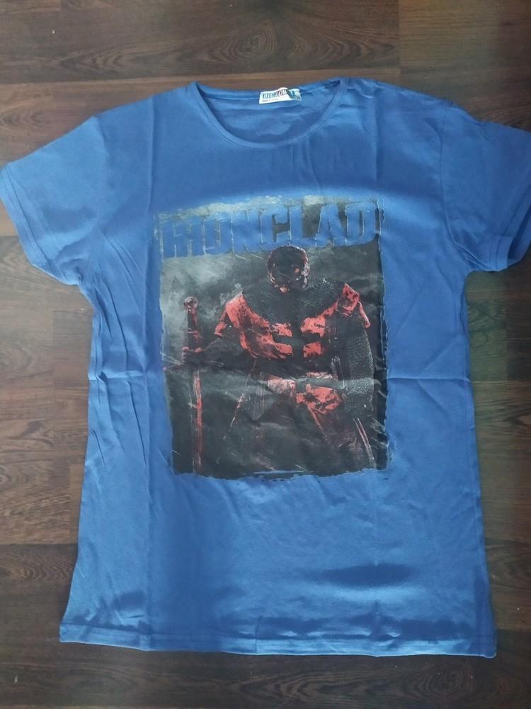 Мужские футболки фото №1