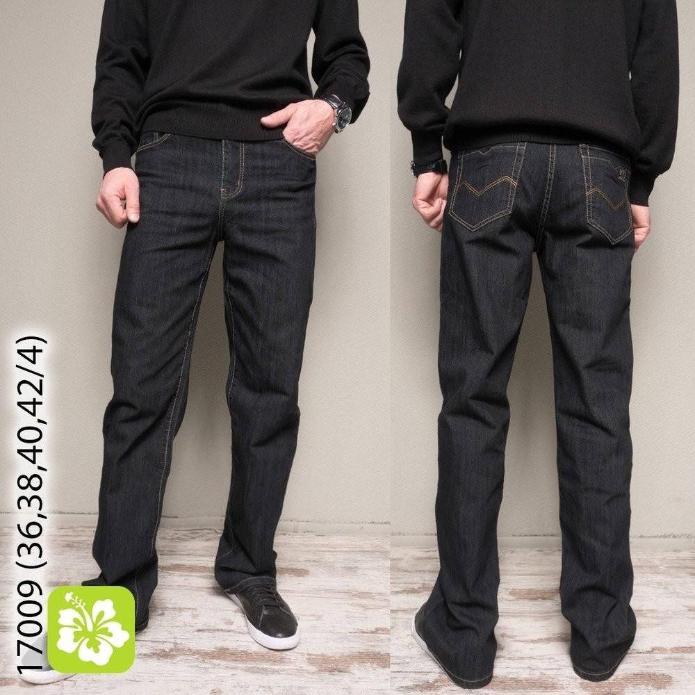 Мужские батальные джинсы фото №1