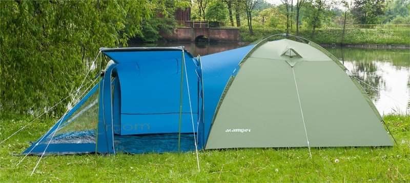 Палатка туристическая, палатка для туризма фото №1