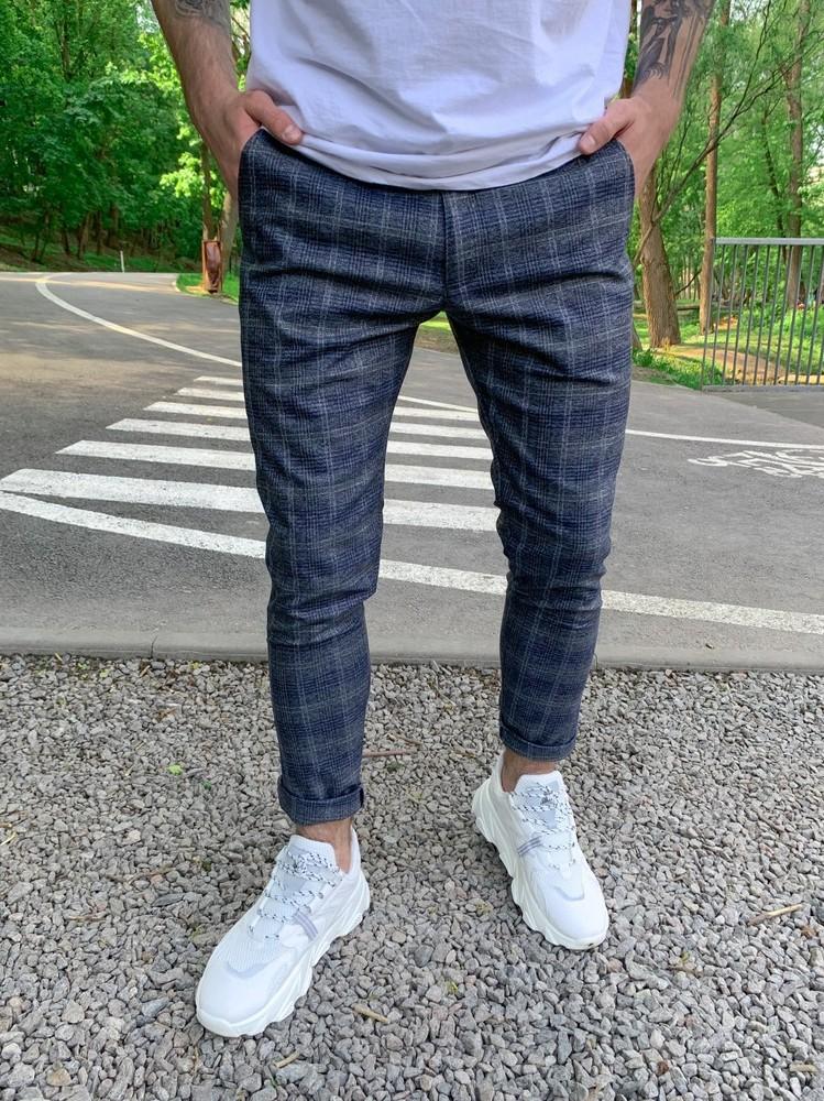 Крутейшие брюки slim fit 5 цветов фото №1