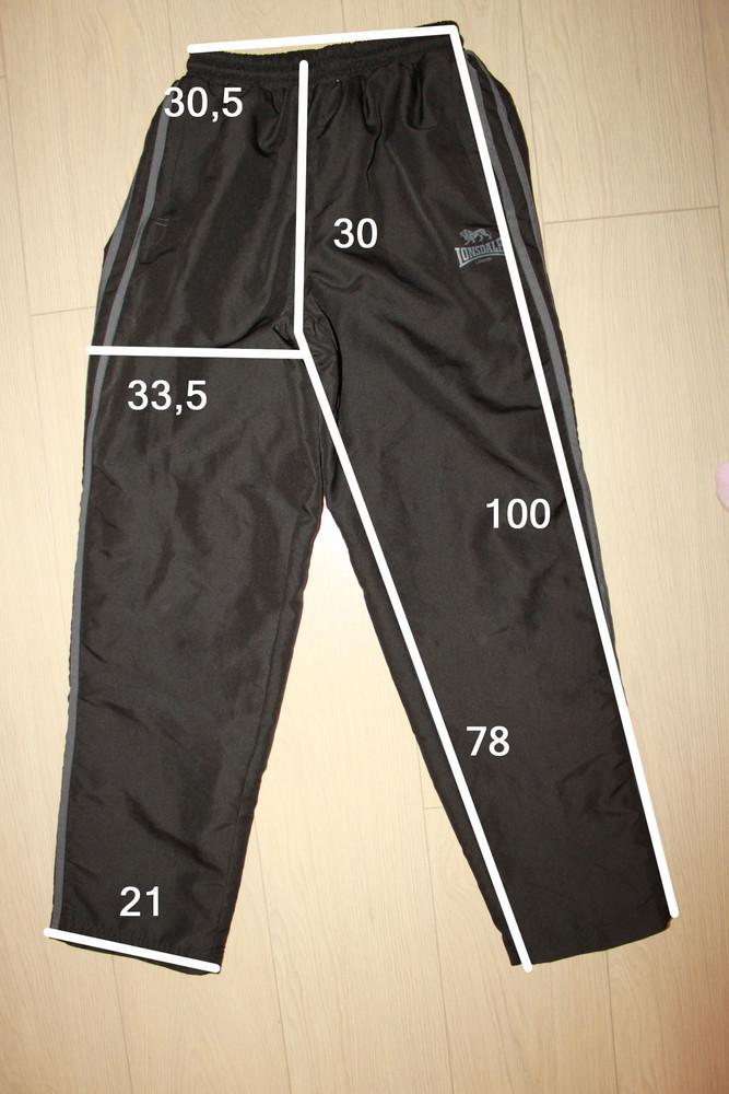 Спортивные штаны lonsdale мужские р s фото №1