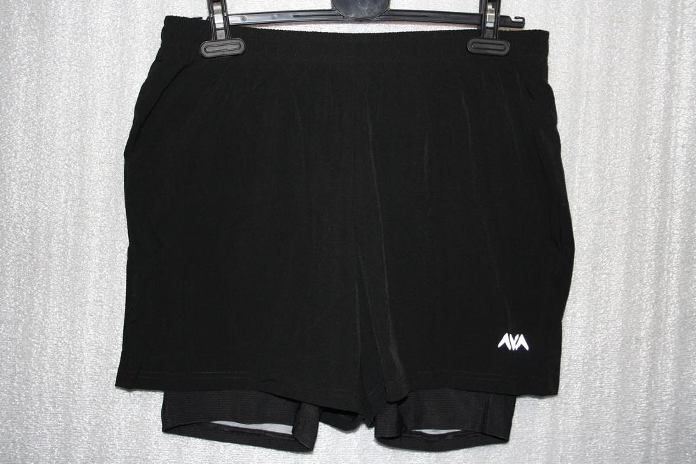 Функциональные мужские шорты 2 в 1 сrivit®, s фото №1