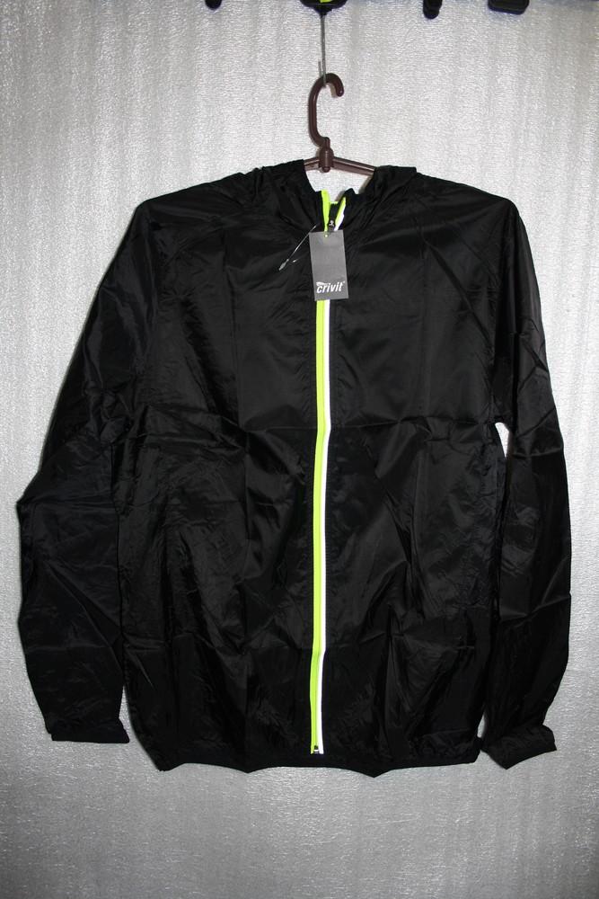 Crivit® мужская куртка ветровка беговая, xl фото №1