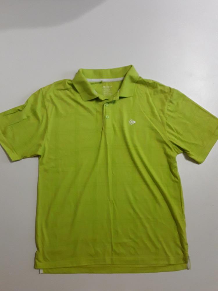 Фирменная тенниска поло футболка m фото №1