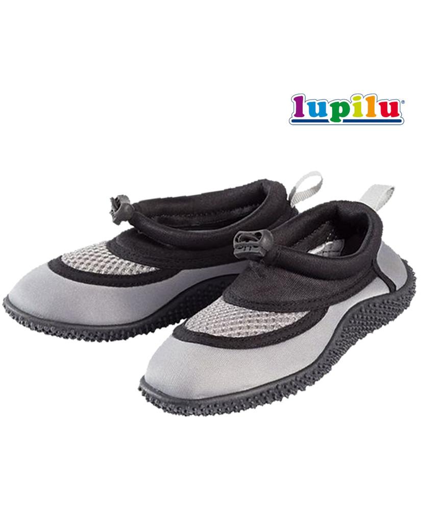Пляжные туфли аквашузы 28 р lupilu тапочки пляжные плавательные коралоходы фото №1
