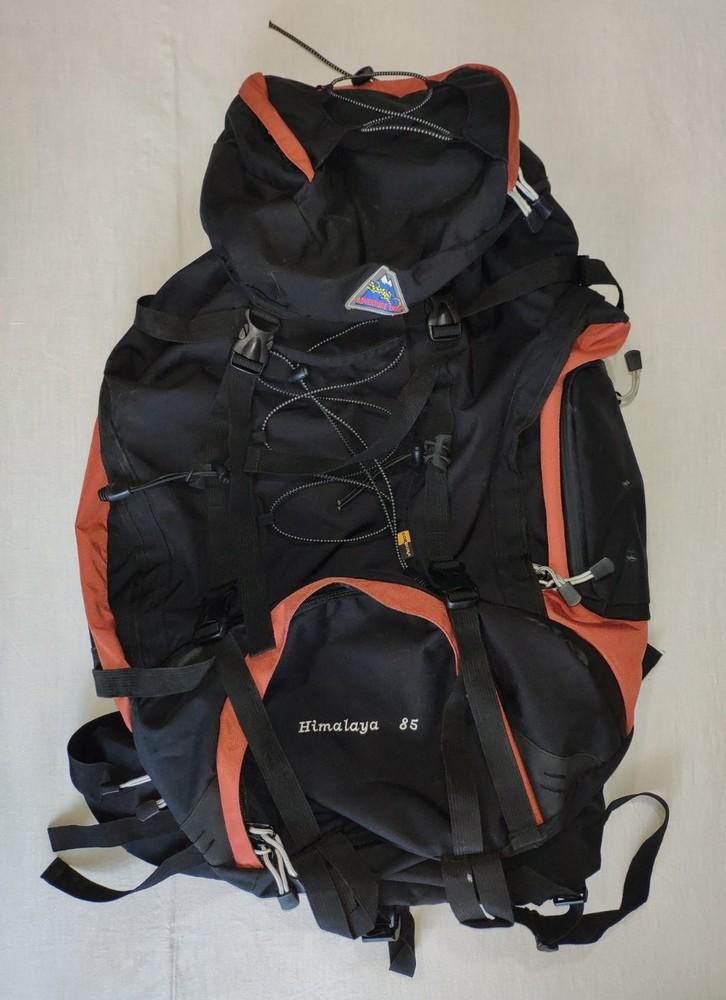 Рюкзак adventure trek himalaya 85l cordura фото №1