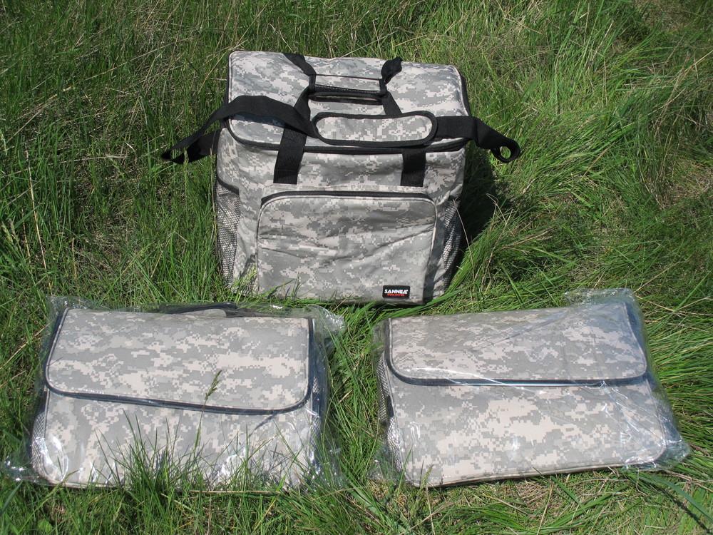 Термосумка sannen сумка холодильник 36 литров термо сумка термос фото №1