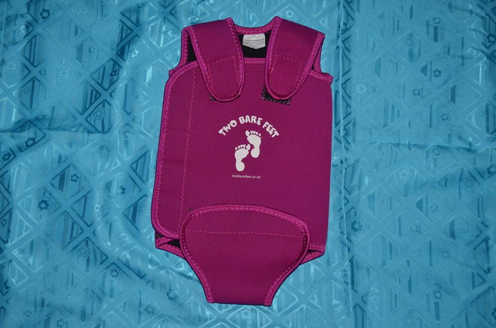 Гидрокостюм детский two bare feet толщина 2мм. для бассейна подводное плавание море занятие спорт фото №1