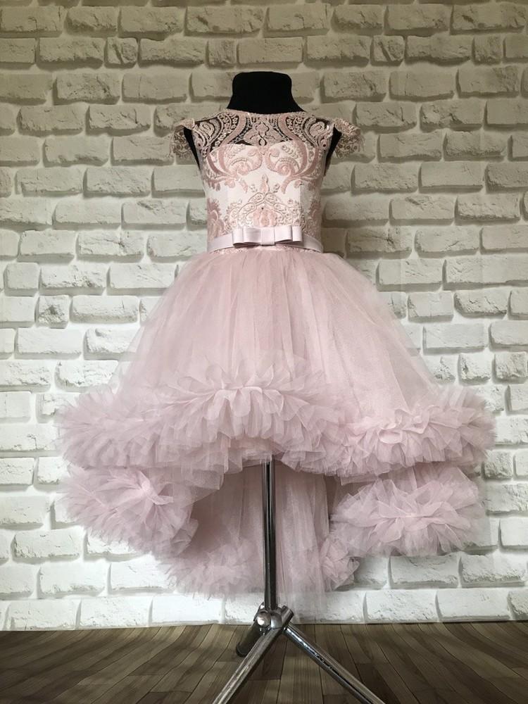 Нарядное платье. платье на праздник\утренник\выпускной фото №1