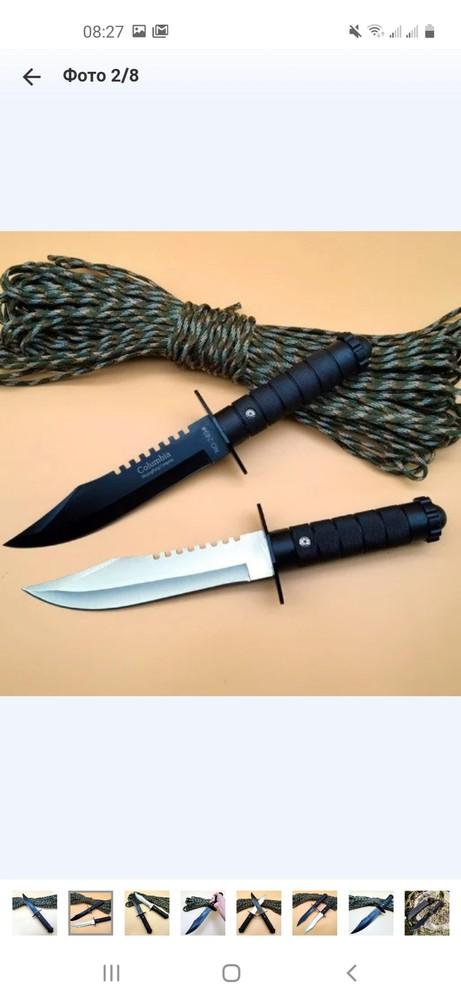 Нож columbia фото №1