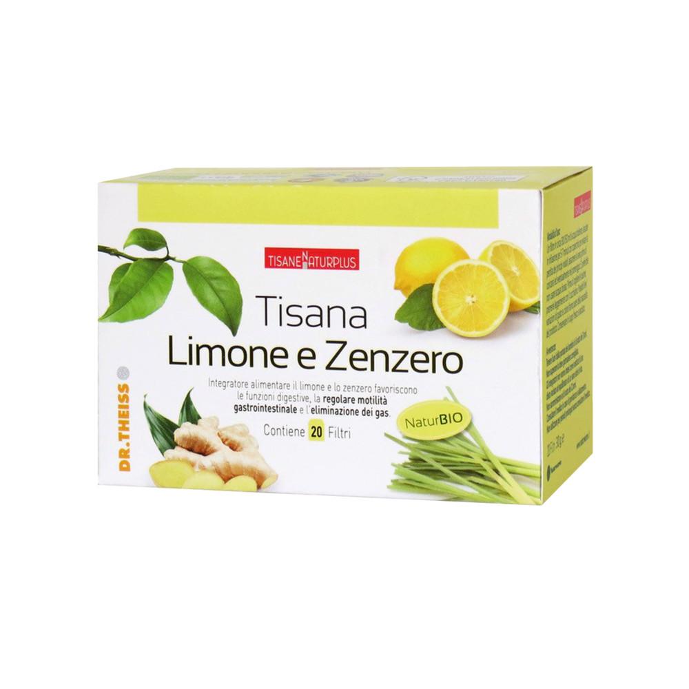 Лимоно имбирный чай для имунитета фото №1