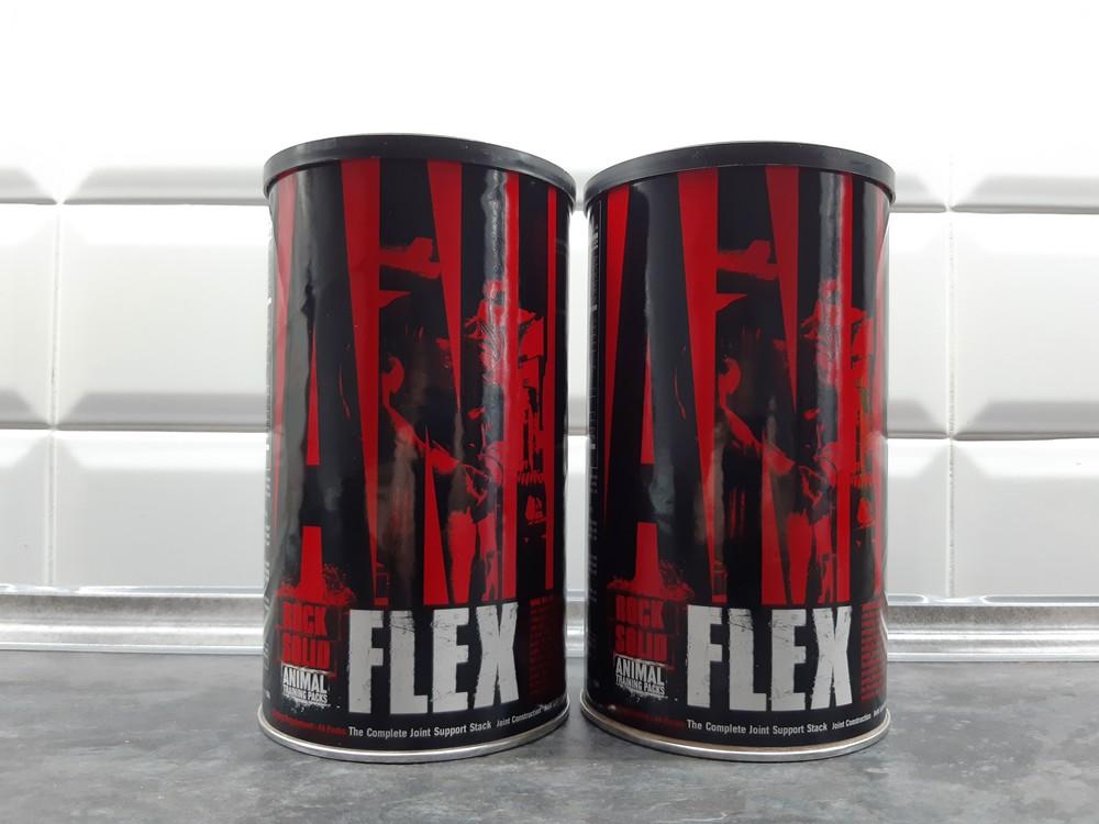 Animal flex, universal nutrition, 44 порции, для суставов и связок фото №1