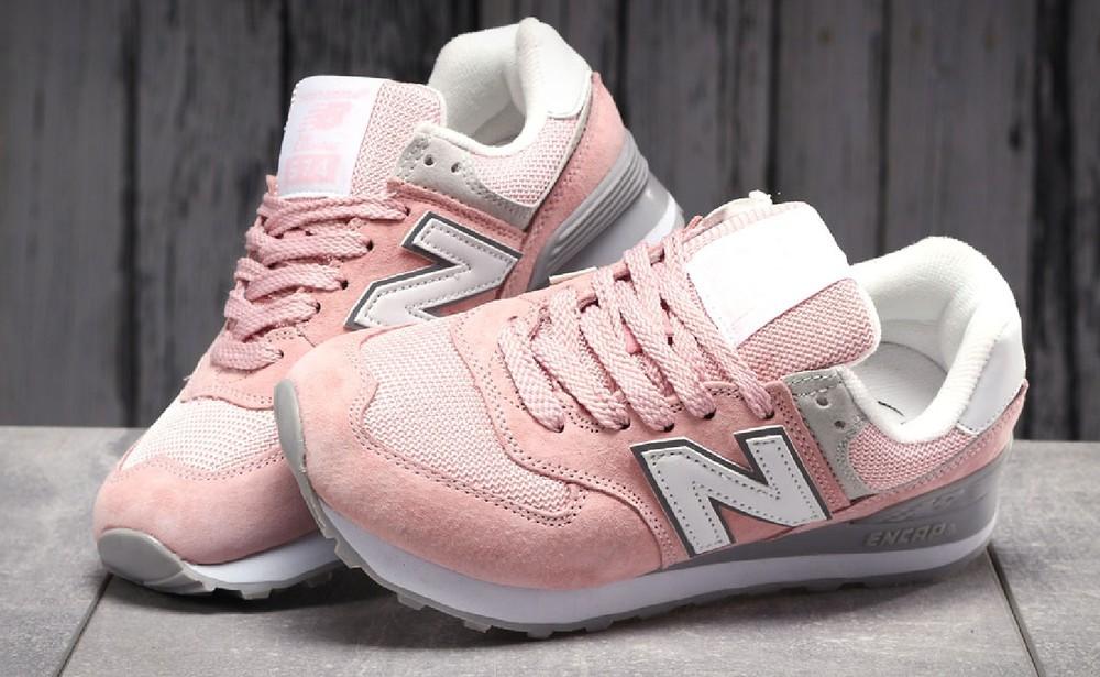 ► осенние замшевые женские кроссовки new balance т7_17883/нью беланс фото №1