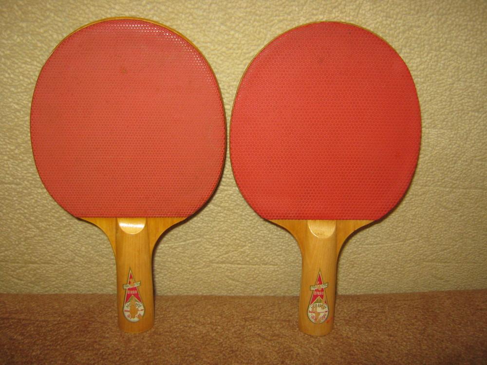 Теннисные ракетки фото №1