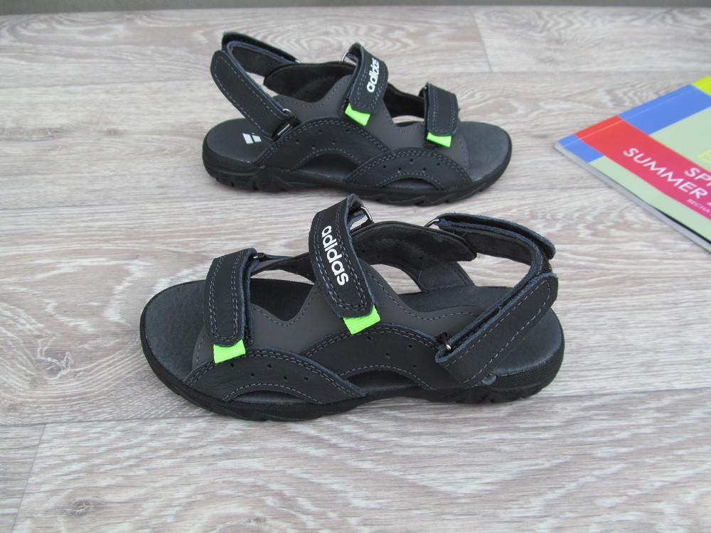 Кожаные сандали для мальчика,подростковые 32--41 рр фото №1
