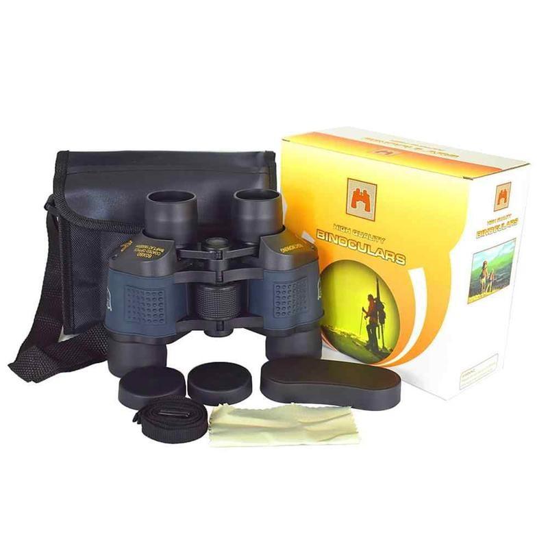 Бинокль 60x60 для ночного видения бинокль для охоты фото №1