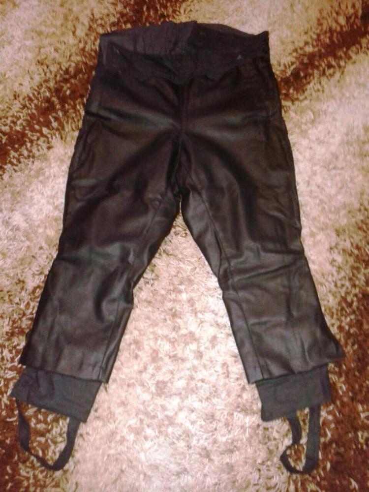 Штаны для зимней рыбалки, непромокаемые фото №1