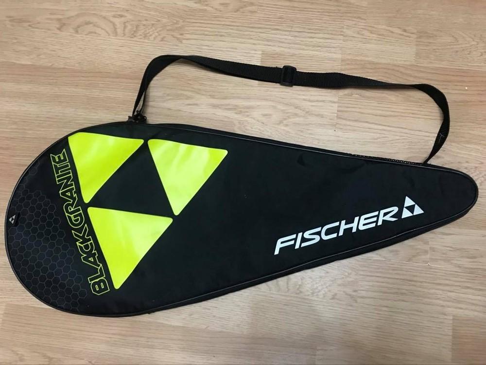 Чехол сумка fischеr для ракетки большого тенниса фото №1