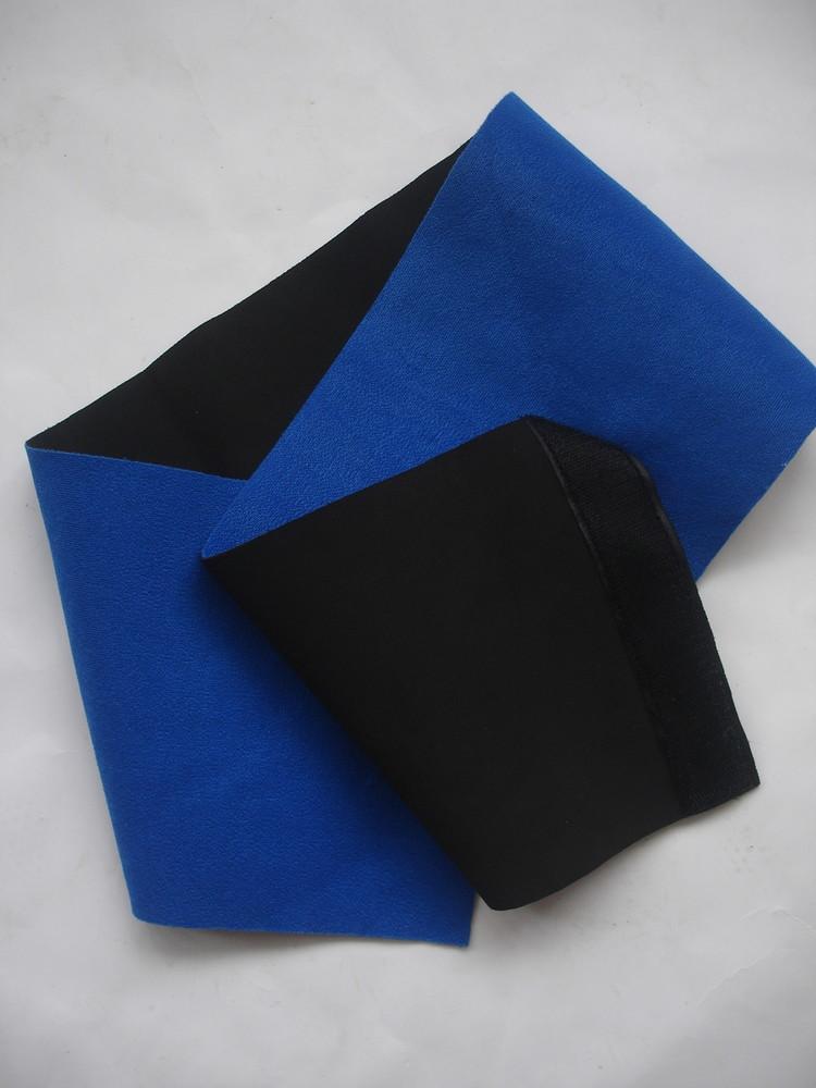 Эластичный пояс для похудения на липучке широкий в новом состоянии фото №1