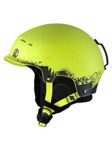 Шлем горнолыжный k2 rant размер s 55см фото №1