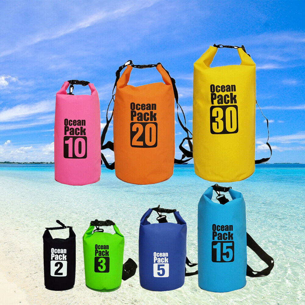 Гермомешок сумка ocean pack 3 литра фото №1