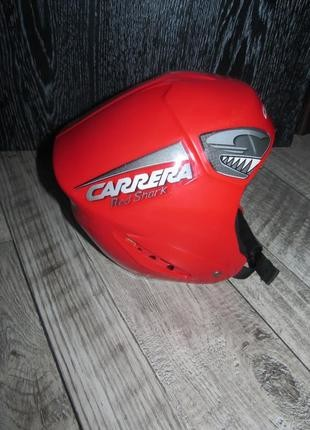 Шлем детский carerra размер xs 53-54см фото №1