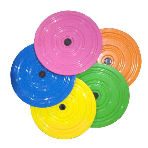 Металлический диск здоровья, диск грация на подшипниках фото №1
