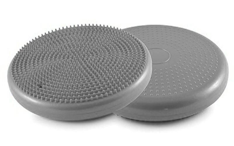 Подушка балансировочная массажная balance cushion 5326 диаметр 34см фото №1