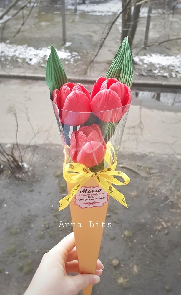 Тюльпаны! которые не завянут фото №1