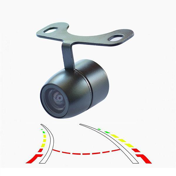 Универсальная автомобильная камера заднего вида для парковки a-170! фото №1