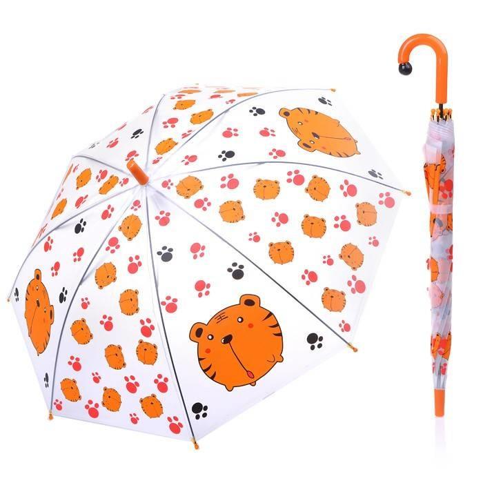Зонтик детский mk 4115-1-6 трость фото №1