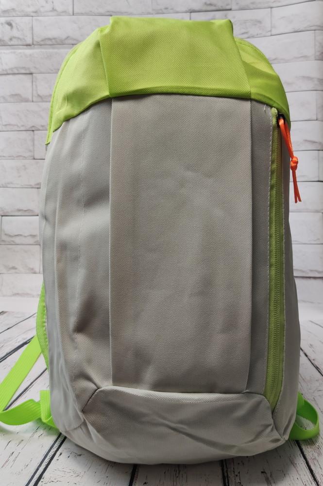 Городской спортивный рюкзак 10 л. серый фото №1