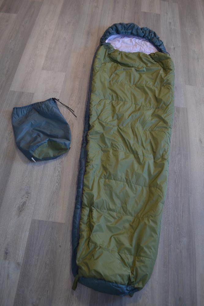 Спальный мешок в новом состоянии фото №1