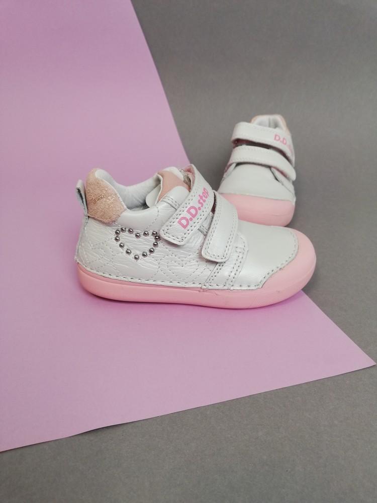Демисезонные ботиночки ddstep для девочки фото №1