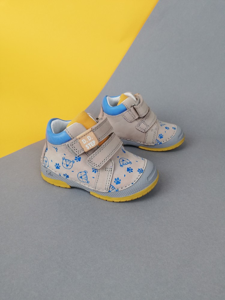 Ботиночки ddstep для мальчика фото №1