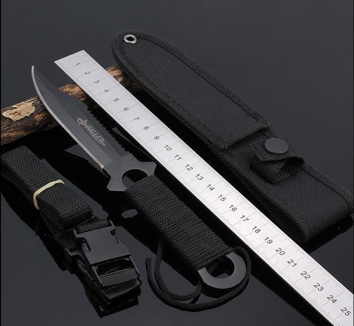 Нож haller(sarawak) sh101 фото №1