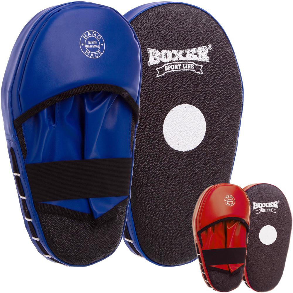 Лапа прямая удлиненная boxer 2008-01: 2 лапы в комплекте (38х18х4,5см) фото №1
