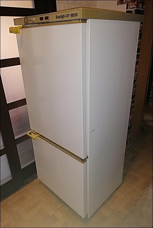 """Холодильник """"snaige снайге 117"""" фото №1"""