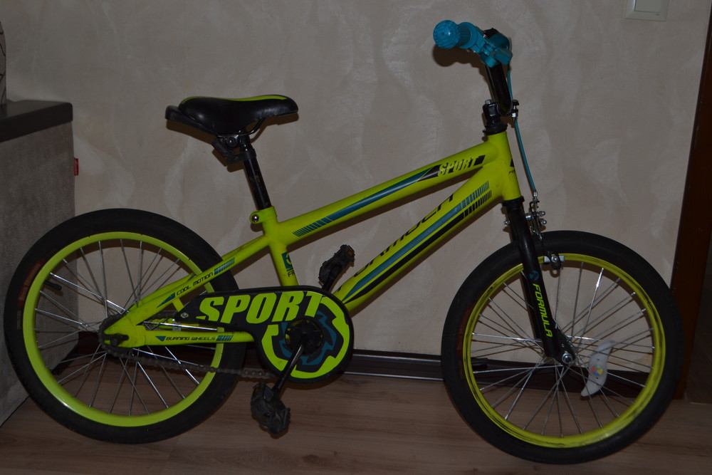 "Велосипед 18"" formula фото №1"