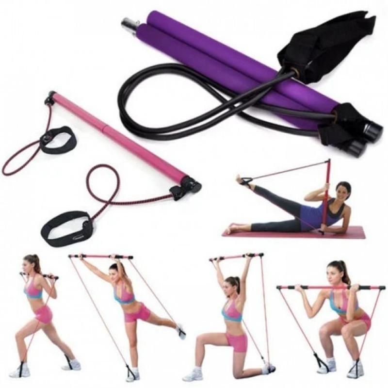 Тренажер для всего тела для пилатес portable pilates studio фото №1