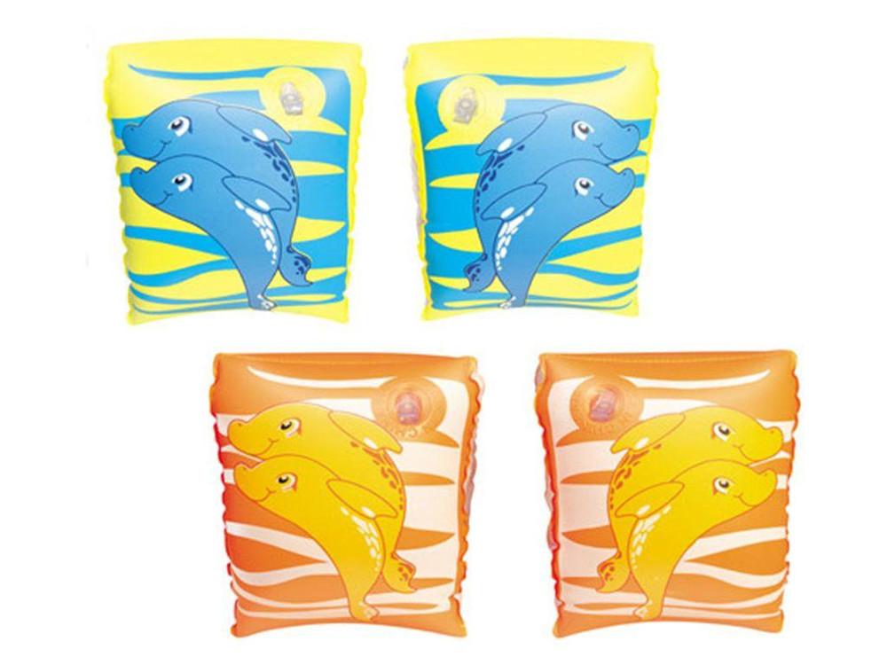 Нарукавники надувні для плавання bestway (3-6) фото №1