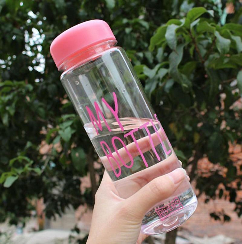 Бутилочка для води фото №1