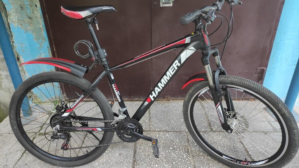 """Продам велосипед hammer s200 26"""",состояние. фото №1"""