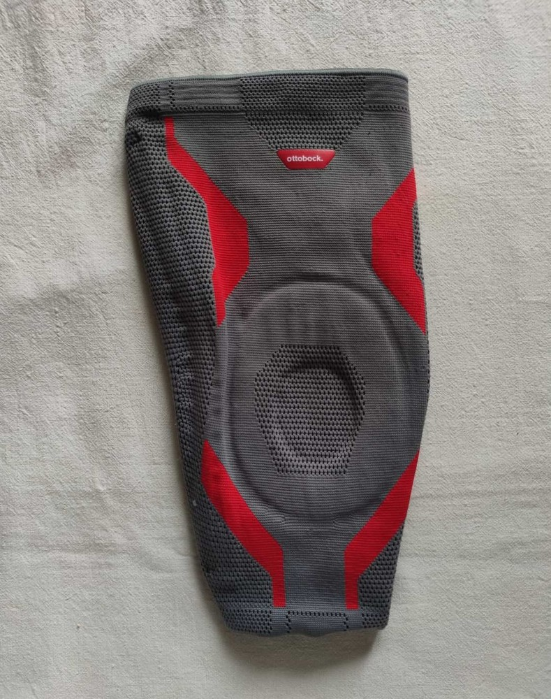 Бандаж на колено otto bock genu sensa. l фото №1